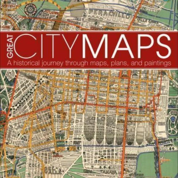 Other - Great City maps Historical Journey Book 2016 HCDJ